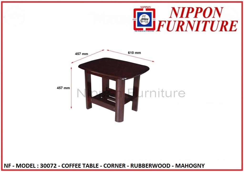 Rubberwood Coffee Table.Rubberwood Coffee Table
